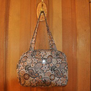 Stone Mountain Quilted Purse- NWOT